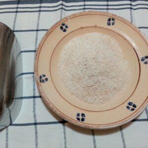 farina di grano tenero 100% non ricostituito