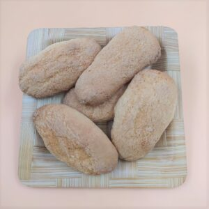 Biscotti vari gusti 400 gr